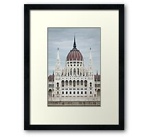 Budapest Framed Print