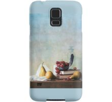 Autumn Pleasures Samsung Galaxy Case/Skin
