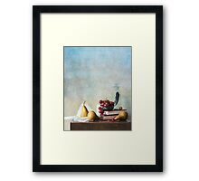 Autumn Pleasures Framed Print