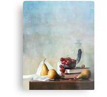 Autumn Pleasures Metal Print