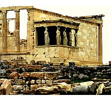 Athens Photographic Print