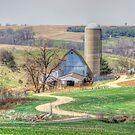 Springtime on the Farm by wiscbackroadz