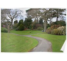 Borde Hill House and Garden Poster