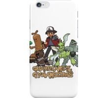 Guardians of the Gymnasiums iPhone Case/Skin