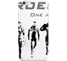 Heroes Landscape (Dark) iPhone Case/Skin