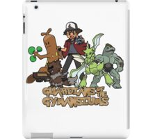 Guardians of the Gymnasiums iPad Case/Skin