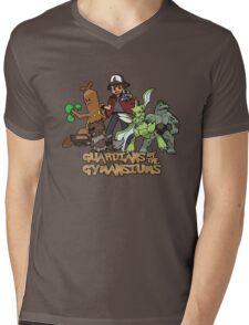 Guardians of the Gymnasiums Mens V-Neck T-Shirt