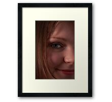The Eye Has It Framed Print