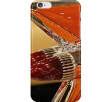 1959 Cadillac Convertible Tail Fin iPhone Case/Skin