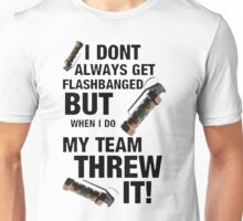Team Flash! Unisex T-Shirt