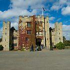 Hever Castle by Tony Kemp