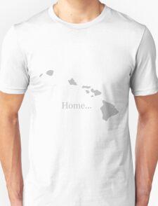 Hawaii Home Tee T-Shirt