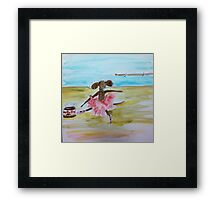 MerryMice Incentives Framed Print