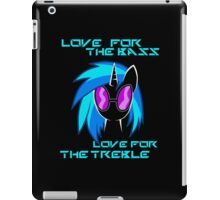 Love For The Bass iPad Case/Skin