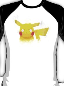 Pikachu Paint Splash T-Shirt