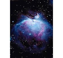 The galaxy  Photographic Print