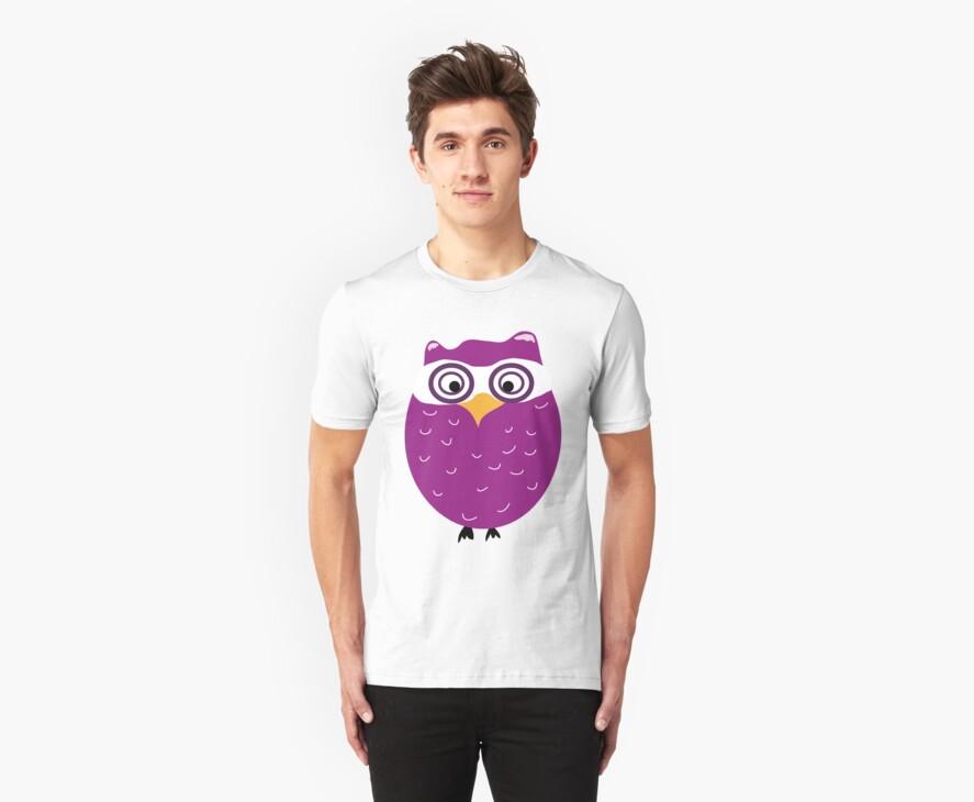 Owl by cyberftomz