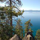 Lake Taho is deepest one. by loiteke
