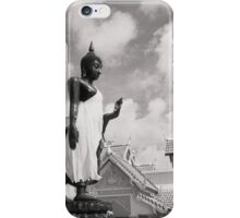 Vitarka mudrā iPhone Case/Skin