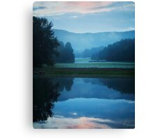 The Smoky Mountains Canvas Print
