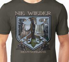 Gas Mask T Shirt - German Eagle  Unisex T-Shirt