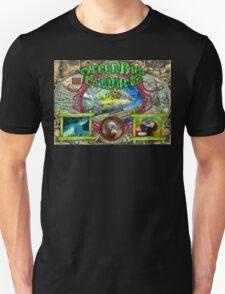 Rainforest T Shirt Animal Conservation T-Shirt