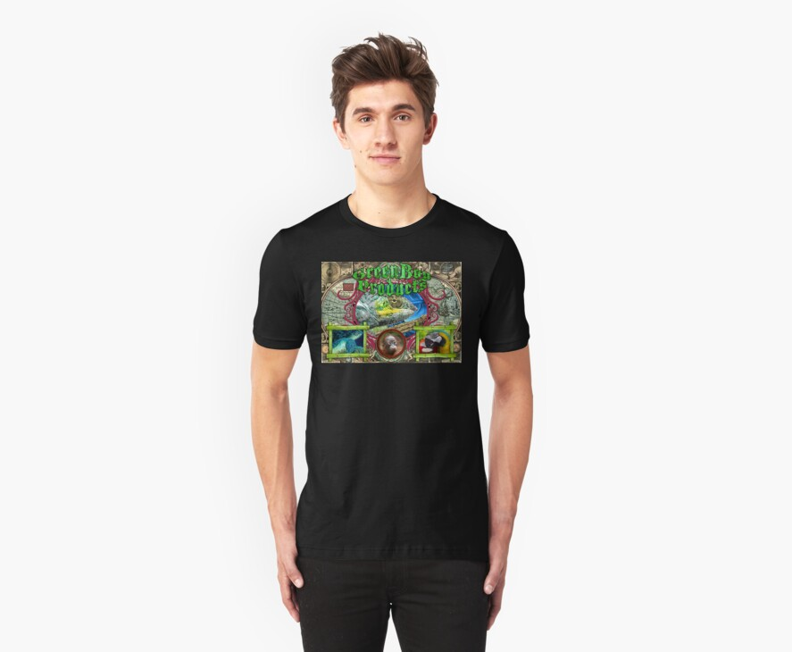 Rainforest T Shirt Animal Conservation by bear77
