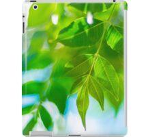 Dappled Sunlight iPad Case/Skin