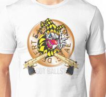 Evil Clown T Shirt Desert Eagle Tiger Unisex T-Shirt