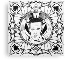 """""""Jules Dash, AKA: Adam Carolla"""" Canvas Print"""