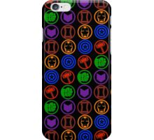 Avengers: Age of Ultron Logos iPhone Case/Skin