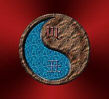 Scorpio & Ox Yin Earth by astrodesigner75