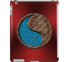 Scorpio & Ox Yin Earth iPad Case/Skin