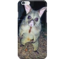 Arnie Possumnegger iPhone Case/Skin