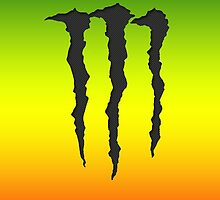 Rasta-Monster by Schoolboy Qreu