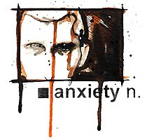 Anxiety Photographic Print