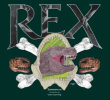 T-Rex T Shirt by bear77