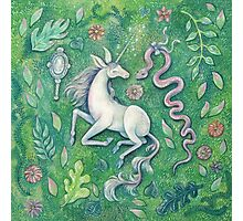 Unicorn Magic Photographic Print