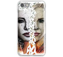 Home is Where the Danger is iPhone Case/Skin