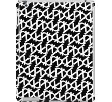 Letra N iPad Case/Skin