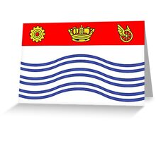 Flag of Barrie  Greeting Card