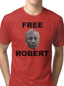 Free Robert Tri-blend T-Shirt