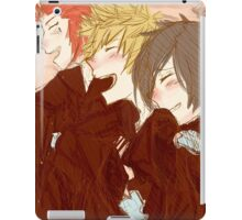 Time Together was Never Quite Enough  iPad Case/Skin