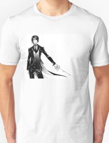 Simple Sebastian Michaelis Unisex T-Shirt