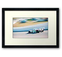 Mosport 2010    Dyson #16 Framed Print
