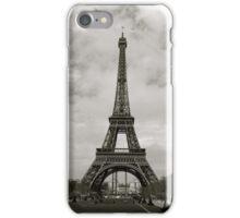 Eiffel Tower, Paris. iPhone Case/Skin