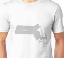 Massachusetts Home Tee Unisex T-Shirt
