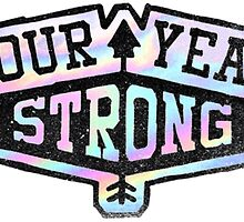 Four Year Strong by amityaffliction