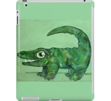 Crocodile  iPad Case/Skin