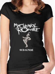 MCR The Black Parade Women's Fitted Scoop T-Shirt